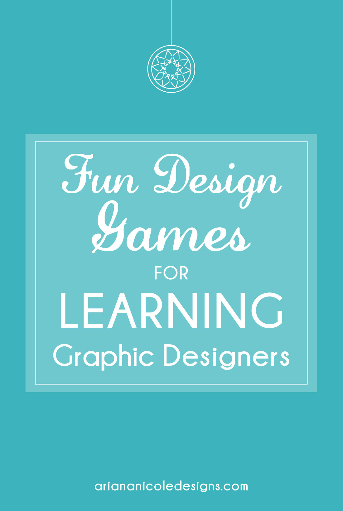 Fun Design Games for Learning Graphic Designers - Ariana Nicole Designs